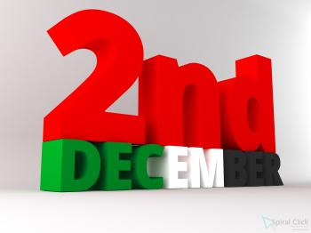 UAE National Day 2nd December