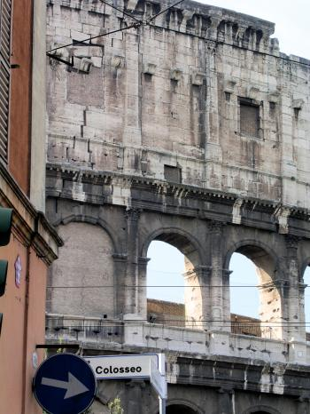 Ubi Est Colosseo