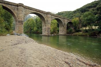 Un pont sur l'Orb