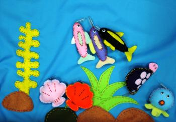 Underwater Scene For Kids