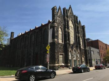 Union Baptist Church (1905), 1219 Druid Hill Avenue, Baltimore, MD 21217