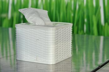 Unique Tissue Box