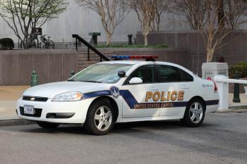 United States Capitol Police Impala