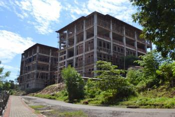University Building Construction
