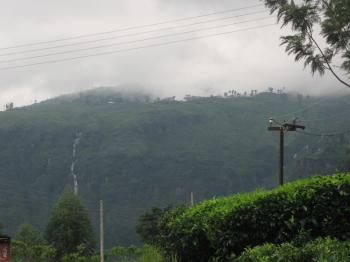 Upcountry Scene in Sri laka