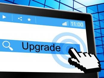 Upgrade Update Shows Better Refurbish And Improved