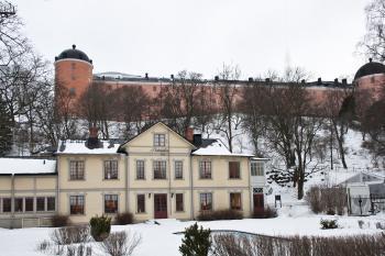 Uppsala slott och Slottskällan