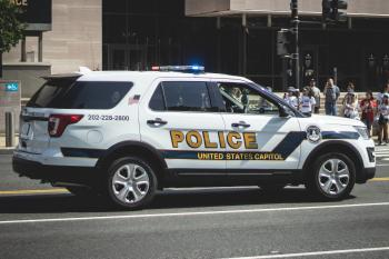 US Capitol Police - Ford Interceptor Utility