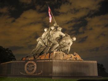 US Marines War Memorial
