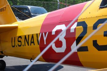US Navy Plane
