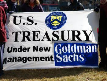 US Treasury Under New Management (Washington, DC)