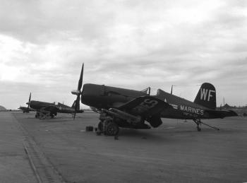 USMC Vought F4U-5N