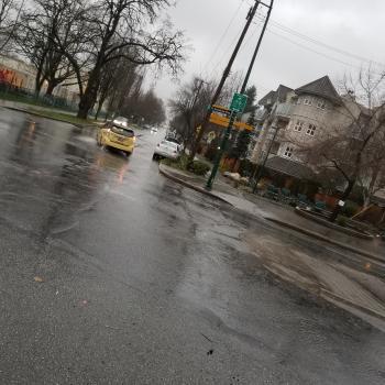 Vancouver rain day :-