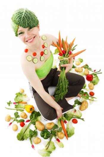 Vegetable Princess