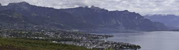 Vevey and surroundings