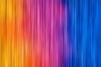Vibrant Abstract Blur