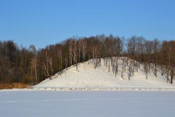 Vieskunai mound