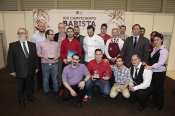 VIII Campeonato Barista de Castilla y León