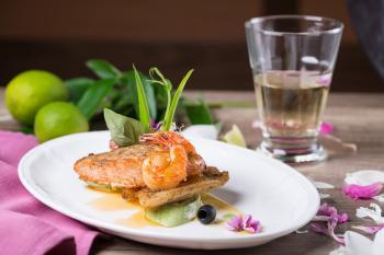 Vine and Seafood