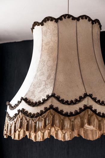 Vintage antique lamp