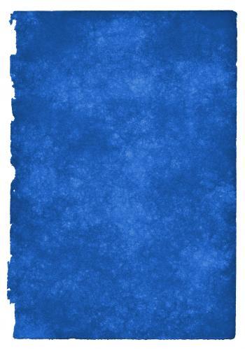 Vintage Grunge Paper - Blue