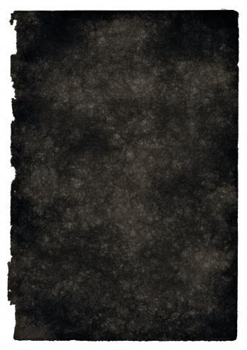 Vintage Grunge Paper - Charred Black