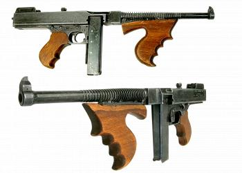 Vintage Machine Guns