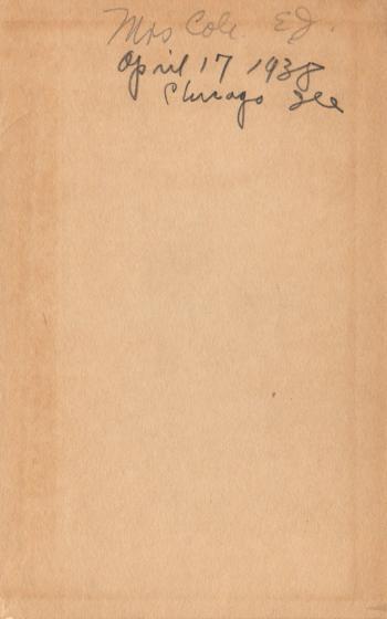 Vintage Paper Sheet Texture