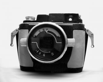 Vintage Underwater Camera