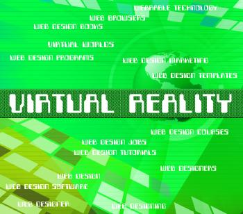 Virtual Reality Shows Contract Out And Freelance