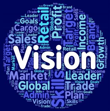 Vision Word Represents Plan Text And Predictions