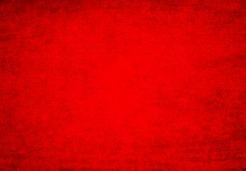 Vivid Rough Grunge Red Background