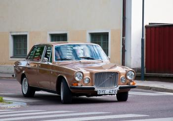 Volvo 164 from 1972