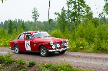 Volvo Amazon 131 1965