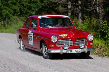 Volvo Amazon 132 from 1965