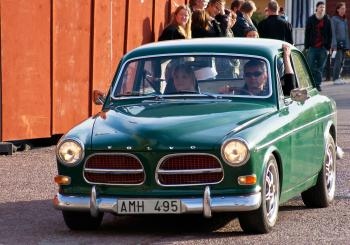 Volvo Amazon from 1962