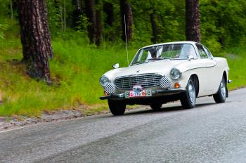 Volvo P1800S from 1966