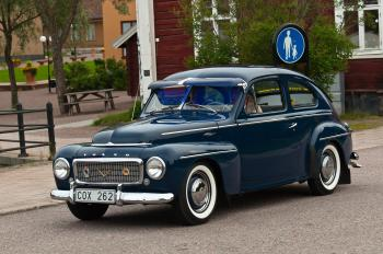 Volvo PV 444 from 1957