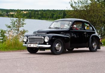 Volvo PV 544 from 1963