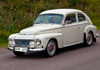 Volvo PV 544 from 1964
