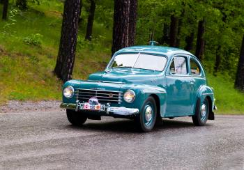 Volvo PV444 from 1951