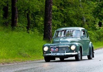 Volvo PV544 B16A from 1960