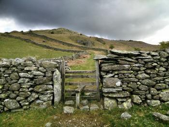 Walk near Ambleside, Lake District