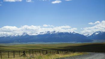Wallowa - Whitman Mountains, Oregon