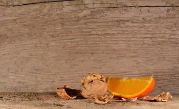 Walnut n Orange