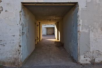 War Bunker Corridor - HDR