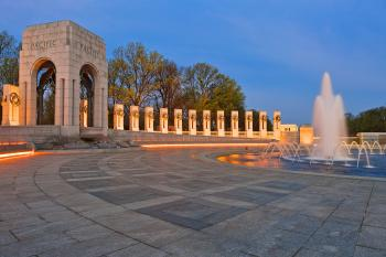 Washington DC World War II Memorial - HD