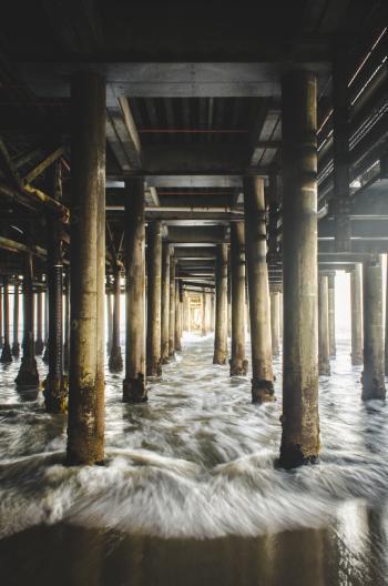 Water under