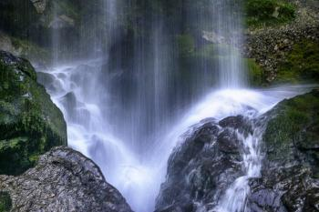 Waterfalls Time Lapse Photography