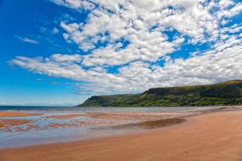 Waterfoot Beach - HDR